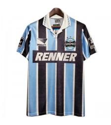 Retro Gremio Home Soccer Jerseys Mens Football Shirts Uniforms 1995