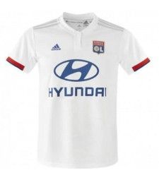 Olympique Lyon Home Soccer Jersey Mens Shirt 2019-2020