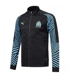 Olympique Marseille Black Jacket 2018/2019