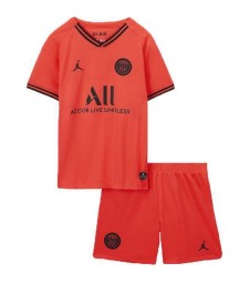 Jordan Paris Saint Germain Away Kids Soccer Jersey Kit 2019-2020