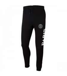 Jordan Paris Saint Germain Tracksuit Trousers Black PSG 2018-2019