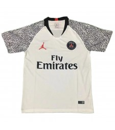 Jordan Paris Saint Germain White Training Jersey 2019-2020