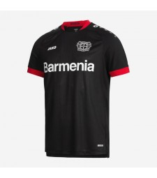 Bayer Leverkusen Home Soccer Jerseys Mens Football Shirts Uniforms 2020-2021