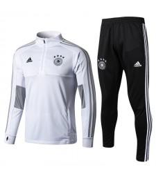 Germany Tracksuit White 2018/2019