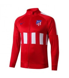 Atletico Madrid Red All Zip Jacket 2019-2020
