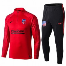 Atletico Madrid Red High-neck Red Tracksuit 2019-2020