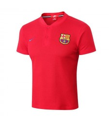 Barcelona Red Polo Shirt 2018/2019