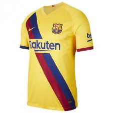 Barcelona Soccer Jersey Away Football Shirt 2019-2020