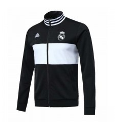 Real Madrid Black Jacket 2018/2019