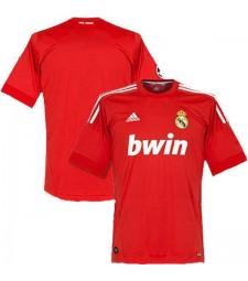 Real Madrid Home Cristiano Ronaldo Retro Jersey Red 2012