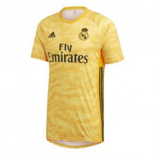Real Madrid CF Men Jersey Home Goalkeeper Shirt 2019-2020