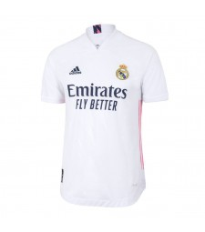 Real Madrid Home Soccer Jersey Mens Football Shirt 2020-2021
