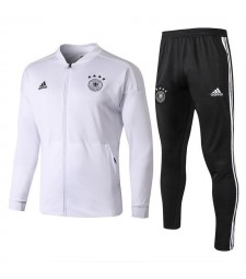 Germany White Tracksuit 2018/2019
