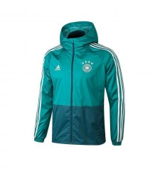 Germany Windrunner Jacket Green 2018/2019