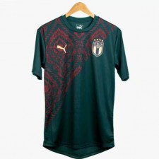 Italy National Team Euro 2020 Green Training Jersey