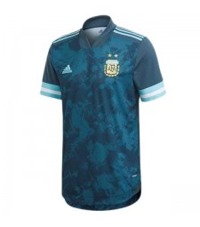 Argentina Away Jersey Football Shirt 2020