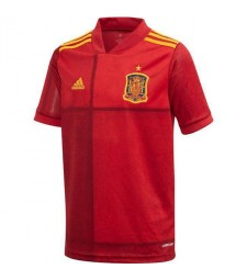 Spain National Team Euro 2020 Home Jersey