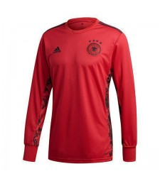 Germany Home Goalkeeper Long Sleeve Soccer Jersey Mens Football Shirt 2020