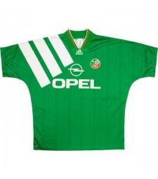 Ireland Retro Home Soccer Jerseys Mens Football Shirts Uniforms 1992