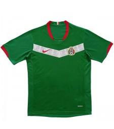Retro Mexico Home Soccer Jerseys Mens Football Shirts Uniforms 2006-2007