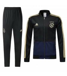 Ajax Black Tracksuit 2018/2019