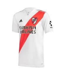 River Plate Home Soccer Jerseys Mens Football Shirts Uniforms 2020-2021