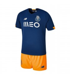 FC Porto Away Soccer Jersey Kids Kit Football Shirt Youth Uniforms 2020-2021
