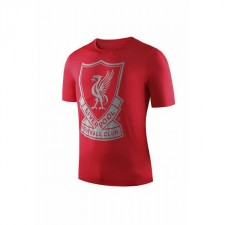 Liverpool Red Round-neck Shirt 2019