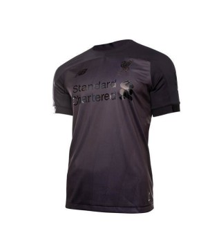 Liverpool Black Special Version Soccer Jersey 2019-2020