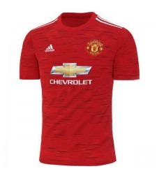 Manchester United Home Soccer Jersey Mens Football Shirt 2020-2021