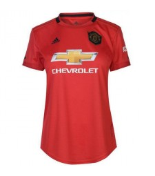 Manchester United Home Women Jersey 2019-2020