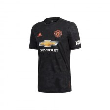 Manchester United Third Jersey Black 2019-2020
