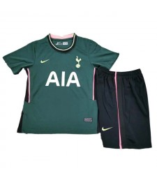 Tottenham Hotspur Away Soccer Jerseys Kids Kit Football Shirts Uniforms 2020-2021