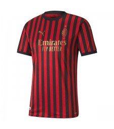AC Milan Home 120th Anniversary Soccer Jersey Football Shirt 2019-2020