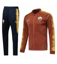 AS Roma Orange Tracksuit 2018/2019