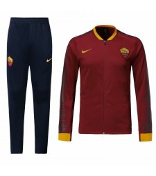 AS Roma Red Tracksuit 2018/2019