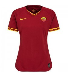 As Roma Home Women Soccer Jersey Football Shirt 2019-2020