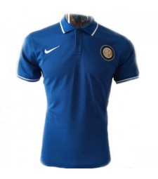 Inter Milan Blue Polo 2019