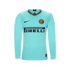 Inter Milan Away Long Sleeves Soccer Jersey 2019-2020