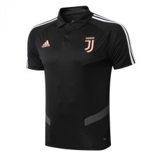 Juventus Black Polo Shirt 2019-2020