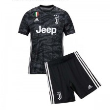 Juventus Home Goalkeeper Kids Football Kit 2019-2020