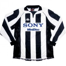 Juventus Retro Long Sleeve Jersey 1997-1998