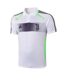 Juventus X Palace White Special Version Training Polo 2019-2020