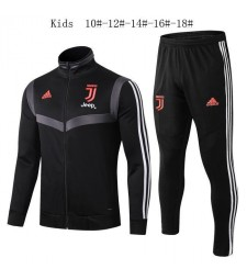 Juventus Black Kids Training Jacket 2019-2020