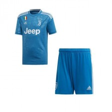 Juventus third kids football kit 2019-2020