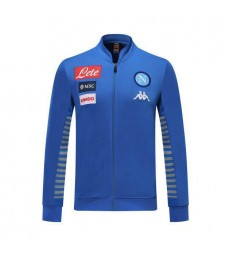 Napoli Color Blue Jacket 2019-2020