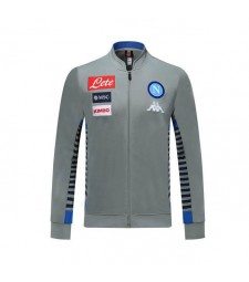 Napoli Gray Sponsored version Jacket 2019-2020