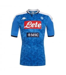 SSC Napoli Football Shirt Home Jersey 2019-2020