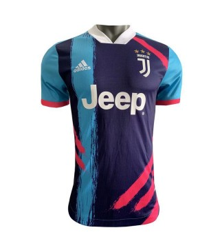 Juventus Training Soccer Jersey Football Uniforms 2020-2021