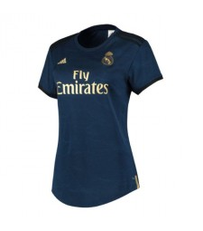 Real Madrid Away Women Soccer Jersey 2019-2020